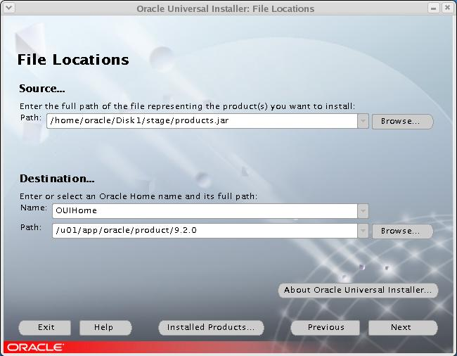PERUMAL ORG - Install Oracle Database 9i (9 2 0 6) on Red Hat
